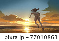 Running for a new light 77010863