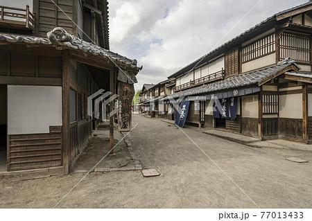 太秦映画村 江戸の町 77013433