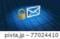 メールのセキュリティイメージ 77024410