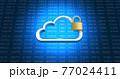 クラウドコンピューティングのセキュリティイメージ 77024411