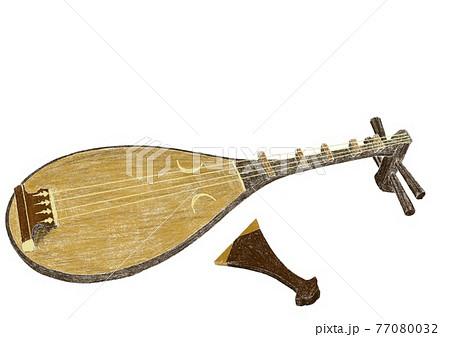 琵琶 楽器 77080032