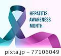 Hepatitis Awareness Month. 77106049
