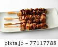 焼き鳥 皿 77117788