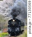 春の真岡鉄道 77130569
