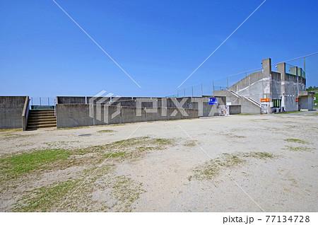福岡市の運動施設雁の巣レクリエーションセンターソフトボール場 77134728