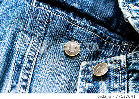 ジーンズ用ボタン タックボタン ボタン 77137041