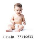 Little asian boy 77140633