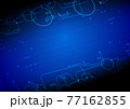 Circuit technology background with hi-tech digital 77162855