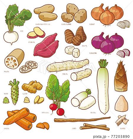 野菜セット3 77203890