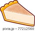 Melktert, South African milk tart 77212560