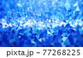 宝石風キラキラ背景素材 77268225