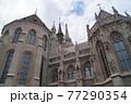 ハンガリー ブダペストのマーチャーシュ聖堂 77290354