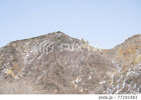 栃木県那須登山道から見える風景 77291983