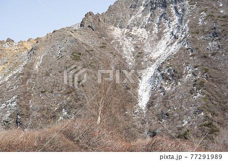栃木県那須登山道から見える風景 77291989