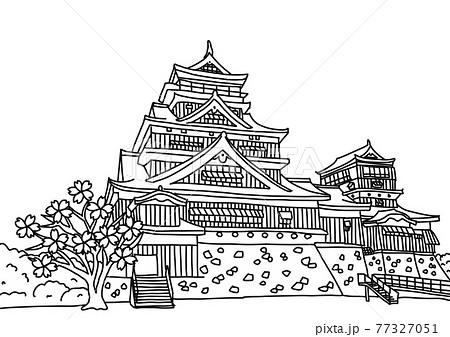 熊本城 77327051