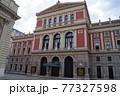 オーストリア ウィーンの楽友協会 77327598