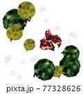 金魚・蓮・藻・渦 77328626