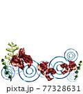 金魚・蓮・藻・渦 77328631