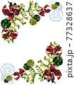 金魚・蓮・藻・渦 77328637
