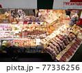 【ドイツ】マーケット 肉屋 77336256