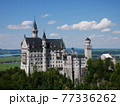 【ドイツ】ノイシュバンシュタイン城 77336262