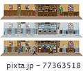 飲食店の感染対策 飲食店の新しいスタイル 77363518