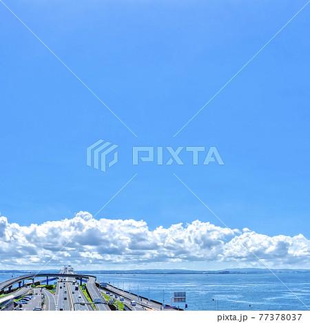 海ほたるからの眺め 77378037