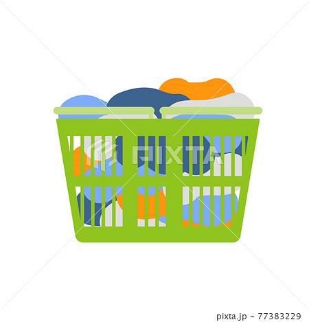 洗濯かご 77383229