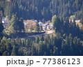 第1橋梁ビューポイントからの眺め(福島県・三島町) 77386123
