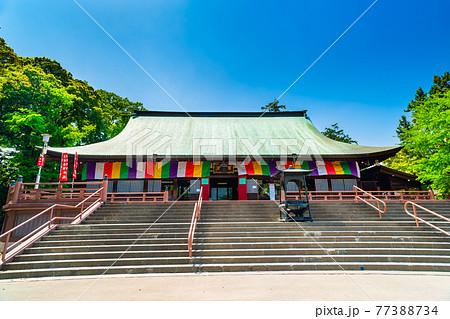 埼玉 川越大師 喜多院の慈恵堂 77388734