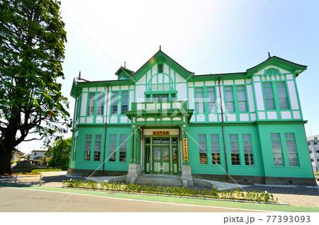 大正時代の栃木市役所別館 (栃木県栃木市) 77393093