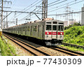 東急田園都市線8500系の電車 77430309