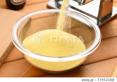 デュラムセモリナ粉のイメージ 77452168
