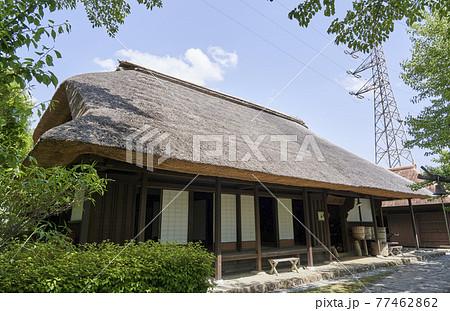 丹沢湖畔 三保の家(旧渡辺家住宅) 77462862