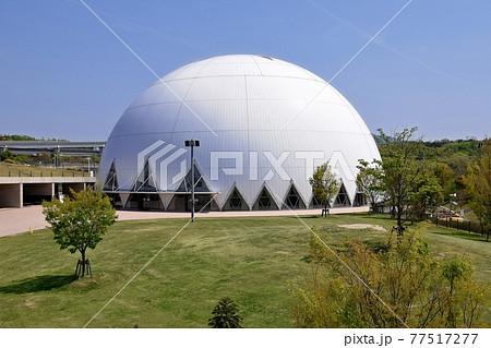 地球市民交流センター体育館 77517277