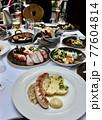 オーストリア、インスブルックのレストラン 77604814