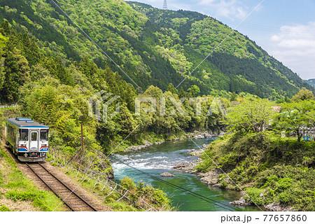 《岐阜県》長良川鉄道 77657860