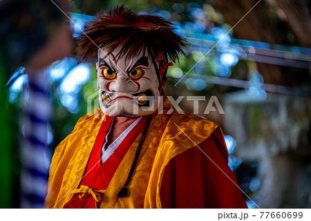 九州の神楽 高祖神社 77660699