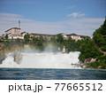 【スイス】ライン川 滝 77665512