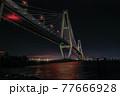 名港トリトンライトアップ夜景 77666928
