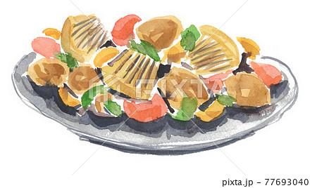 鶏胸肉と野菜のカシューナッツ炒め21517 77693040