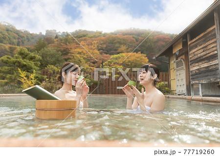 温泉イメージ gotoトラベルキャンペーン 77719260