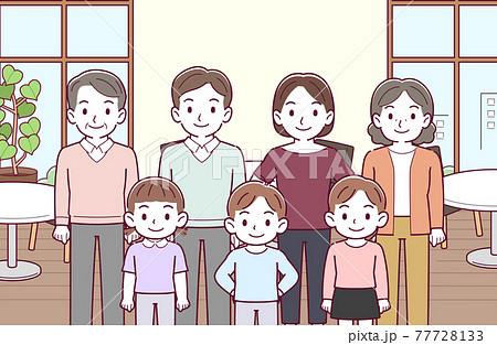 大家族7人で 77728133