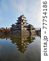 松本城 77754186