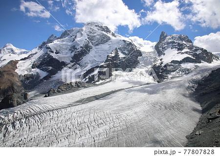 トロッケナー・シュテーク付近の景色(スイス) 77807828