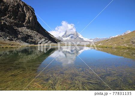 リッフェル湖(スイス) 77831135