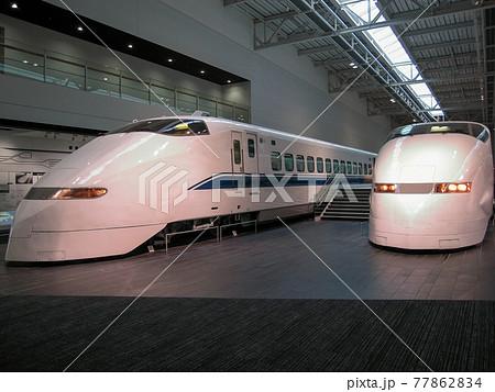 リニア鉄道館 300系の並び展示 77862834