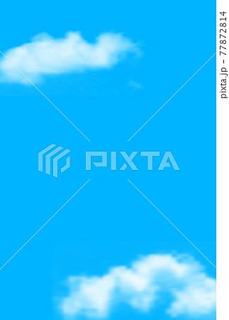 空 雲 風景 背景 77872814