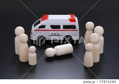 救急車イメージ 77874284