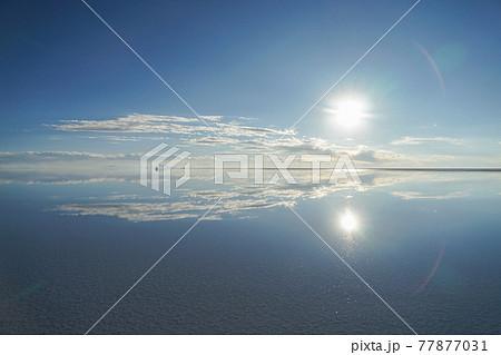 ウユニ塩湖 77877031